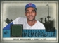 2008 Upper Deck SP Legendary Cuts Legendary Memorabilia Blue #BW Billy Williams /99