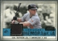 2008 Upper Deck SP Legendary Cuts Legendary Memorabilia Blue #CR2 Cal Ripken Jr. /99