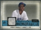 2008 Upper Deck SP Legendary Cuts Legendary Memorabilia Blue Parallel #EB Ernie Banks /99