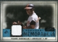 2008 Upper Deck SP Legendary Cuts Legendary Memorabilia Blue Parallel #FR Frank Robinson /99