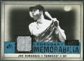 2008 Upper Deck SP Legendary Cuts Legendary Memorabilia Blue #JD Joe DiMaggio /50