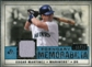 2008 Upper Deck SP Legendary Cuts Legendary Memorabilia Blue Parallel #MA Edgar Martinez /99