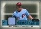 2008 Upper Deck SP Legendary Cuts Legendary Memorabilia Blue Parallel #MS Mike Schmidt /99
