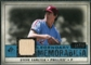 2008 Upper Deck SP Legendary Cuts Legendary Memorabilia Blue Parallel #ST Steve Carlton /99