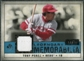 2008 Upper Deck SP Legendary Cuts Legendary Memorabilia Blue Parallel #TP Tony Perez /99
