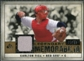 2008 Upper Deck SP Legendary Cuts Legendary Memorabilia #CF Carlton Fisk /99