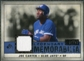 2008 Upper Deck SP Legendary Cuts Legendary Memorabilia Dark Blue Parallel #JC Joe Carter /25