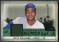 2008 Upper Deck SP Legendary Cuts Legendary Memorabilia Dark Green #BW Billy Williams /26