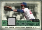 2008 Upper Deck SP Legendary Cuts Legendary Memorabilia Dark Green Parallel #CA Rod Carew /29