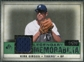 2008 Upper Deck SP Legendary Cuts Legendary Memorabilia Dark Green Parallel #GI Kirk Gibson /20