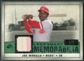 2008 Upper Deck SP Legendary Cuts Legendary Memorabilia Dark Green Parallel #JM Joe Morgan /8