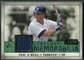 2008 Upper Deck SP Legendary Cuts Legendary Memorabilia Dark Green #PO Paul O'Neill /21