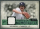 2008 Upper Deck SP Legendary Cuts Legendary Memorabilia Dark Green #RG Ron Guidry /49