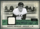 2008 Upper Deck SP Legendary Cuts Legendary Memorabilia Dark Green #RO Brooks Robinson /5
