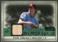 2008 Upper Deck SP Legendary Cuts Legendary Memorabilia Dark Green Parallel #SC Steve Carlton /32
