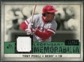 2008 Upper Deck SP Legendary Cuts Legendary Memorabilia Dark Green #TP Tony Perez /24