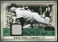 2008 Upper Deck SP Legendary Cuts Legendary Memorabilia Dark Green Parallel #WF Whitey Ford /16