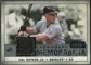 2008 Upper Deck SP Legendary Cuts Legendary Memorabilia Gray #CR2 Cal Ripken Jr. /15