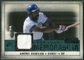 2008 Upper Deck SP Legendary Cuts Legendary Memorabilia Green Parallel #AD Andre Dawson /99