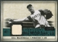 2008 Upper Deck SP Legendary Cuts Legendary Memorabilia Green #BM Bill Mazeroski /50