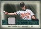2008 Upper Deck SP Legendary Cuts Legendary Memorabilia Green Parallel #CR Cal Ripken Jr. /99