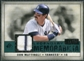 2008 Upper Deck SP Legendary Cuts Legendary Memorabilia Green #DM2 Don Mattingly /99