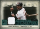 2008 Upper Deck SP Legendary Cuts Legendary Memorabilia Green Parallel #EM Eddie Murray /99