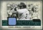 2008 Upper Deck SP Legendary Cuts Legendary Memorabilia Green Parallel #FJ Fergie Jenkins /99