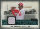 2008 Upper Deck SP Legendary Cuts Legendary Memorabilia Green Parallel #JM Joe Morgan /99