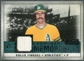 2008 Upper Deck SP Legendary Cuts Legendary Memorabilia Green Parallel #RF Rollie Fingers /75