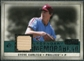2008 Upper Deck SP Legendary Cuts Legendary Memorabilia Green Parallel #ST Steve Carlton /99