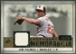 2008 Upper Deck SP Legendary Cuts Legendary Memorabilia #JP Jim Palmer 4/25