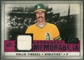 2008 Upper Deck SP Legendary Cuts Legendary Memorabilia Red Parallel #RF Rollie Fingers /15