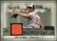 2008 Upper Deck SP Legendary Cuts Legendary Memorabilia Taupe Parallel #JP Jim Palmer /10