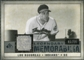2008 Upper Deck SP Legendary Cuts Legendary Memorabilia Taupe #LB Lou Boudreau /10