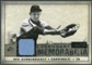 2008 Upper Deck SP Legendary Cuts Legendary Memorabilia Taupe #SC Red Schoendienst /10