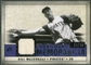2008 Upper Deck SP Legendary Cuts Legendary Memorabilia Violet #BM Bill Mazeroski /25