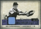 2008 Upper Deck SP Legendary Cuts Legendary Memorabilia Violet Parallel #SC Red Schoendienst /50