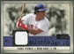 2008 Upper Deck SP Legendary Cuts Legendary Memorabilia Violet Parallel #TP Tony Perez /50