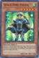 Yu-Gi-Oh Generation Force Single Space Time Police Ultra Rare
