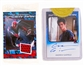 The Amazing Spider-Man Movie Trading Cards Set w/Garfield-Parker Auto (Rittenhouse 2012)