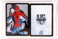 Marvel Vs System Spider-Man Alex Ross - Upper Deck Employee Card