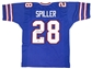 CJ Spiller Autographed Buffalo Bills Jersey (Leaf Authentics & GTSM)