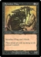 Magic the Gathering Nemesis Single Spineless Thug FOIL
