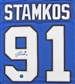 Steven Stamkos Autographed Tampa Bay Lightning Jersey (AJ's COA)