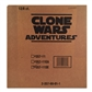 Topps Star Wars TCG Clone Wars Adventures Starter 12-Box Case