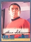 1997 Skybox Star Trek TOS1 Autographed 26 Card Framed Display Inc. 9 Deceased Signatures