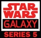 Star Wars Galaxy Series 5 Hobby 8-Box Case (Topps 2010)