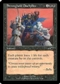Magic the Gathering Nemesis Single Stronghold Discipline FOIL