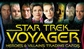 Star Trek: Voyager Heroes & Villains Box (Rittenhouse 2015)